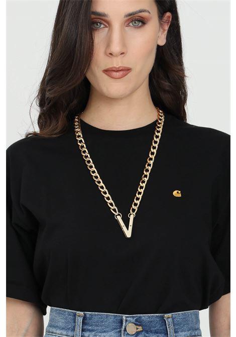 Necklace in gold metal. Vicolo VICOLO | Bijoux | AH0089ORO