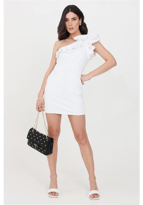 White short dress vicolo VICOLO | Dress | DH0079.