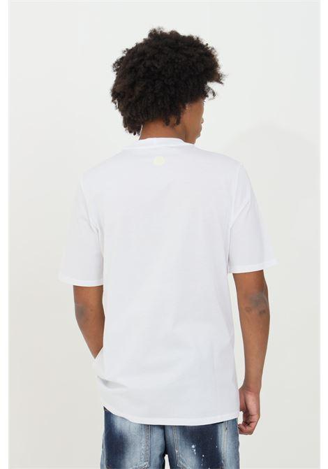 White t-shirt in premium cotton, short sleeves. Yes london YES LONDON | T-shirt | XM3875BIANCO