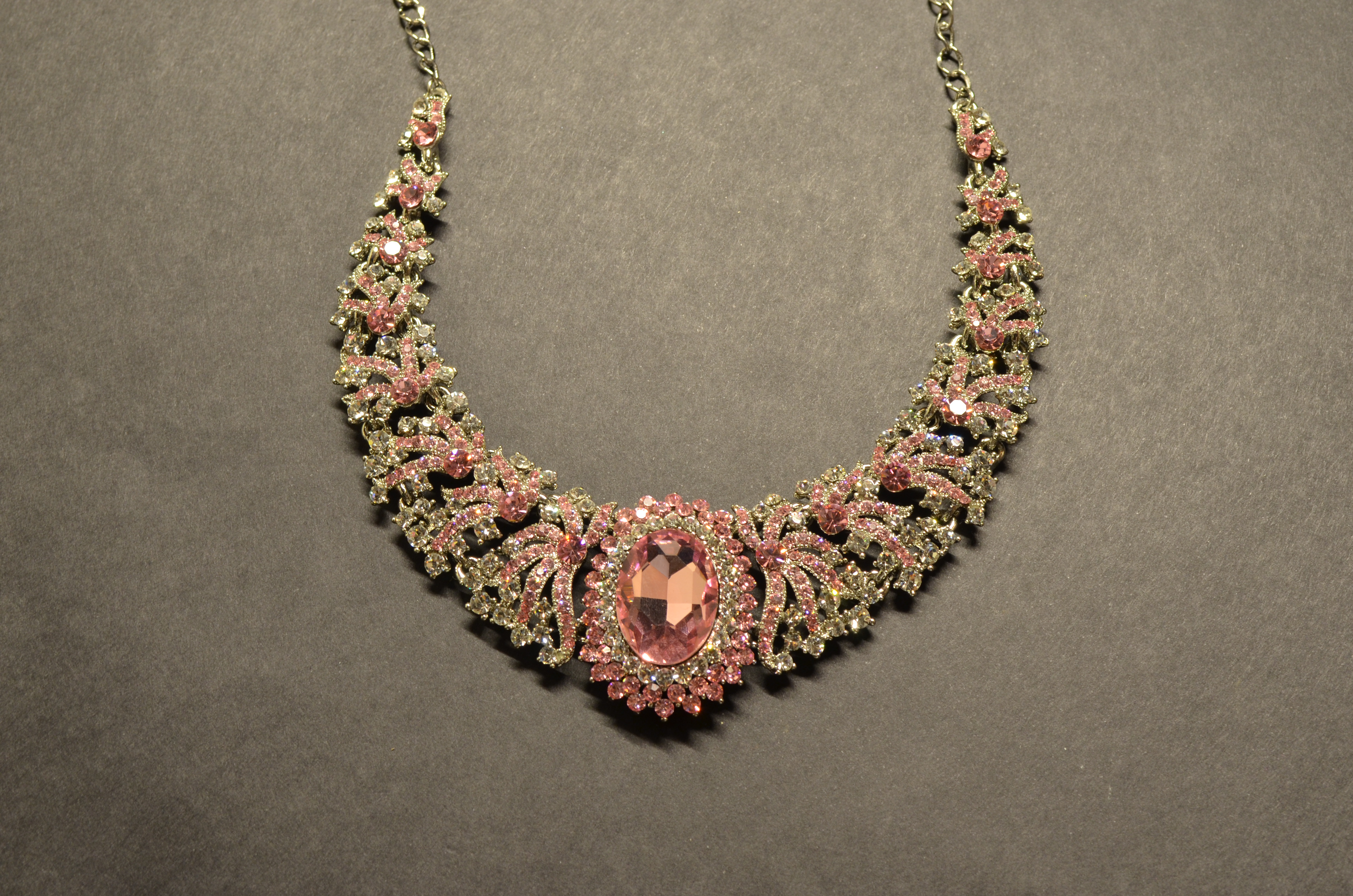 Beautiful Necklace Jewelry : Public Domain Pictures