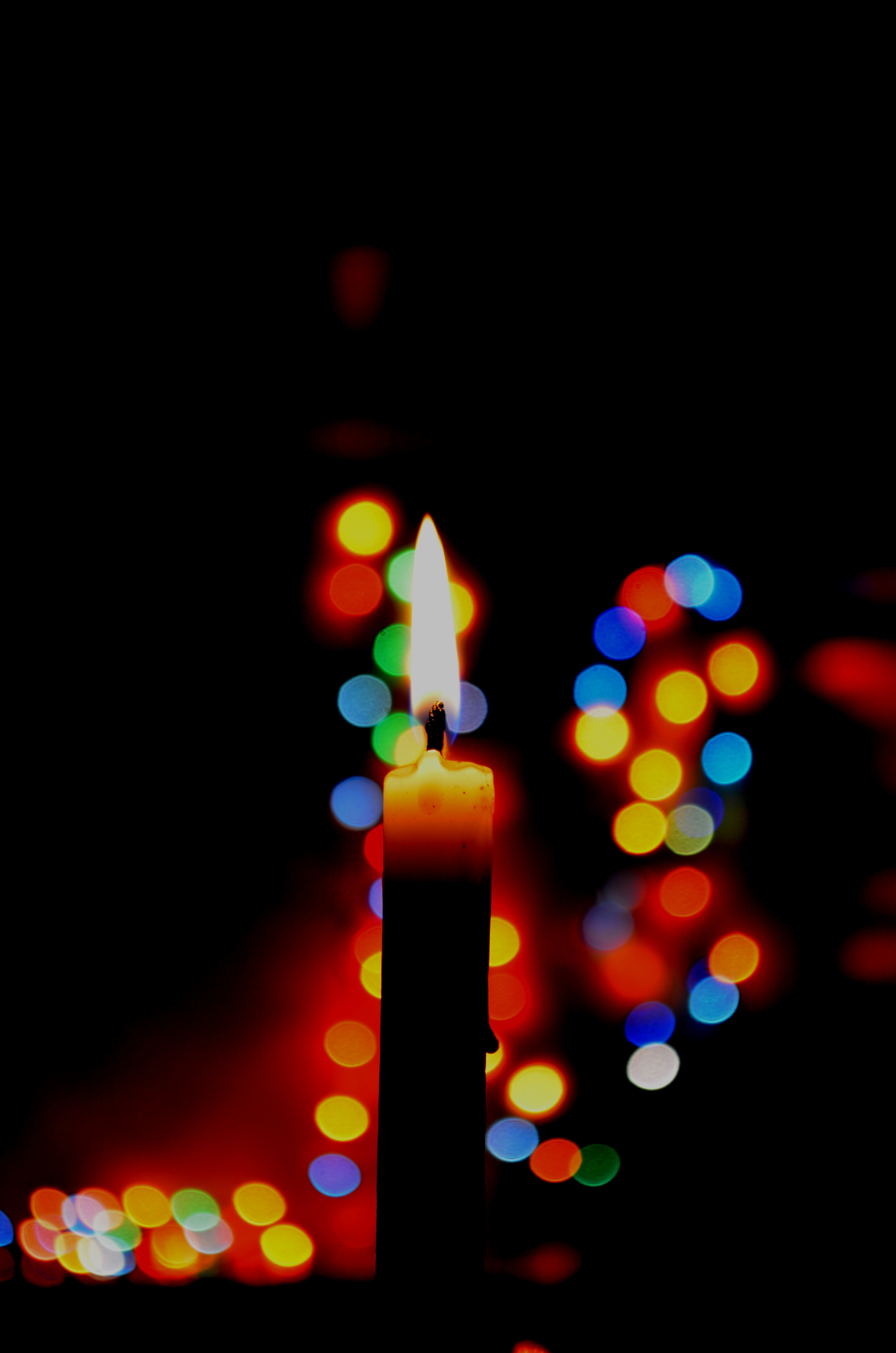 download now - Candle Christmas Lights