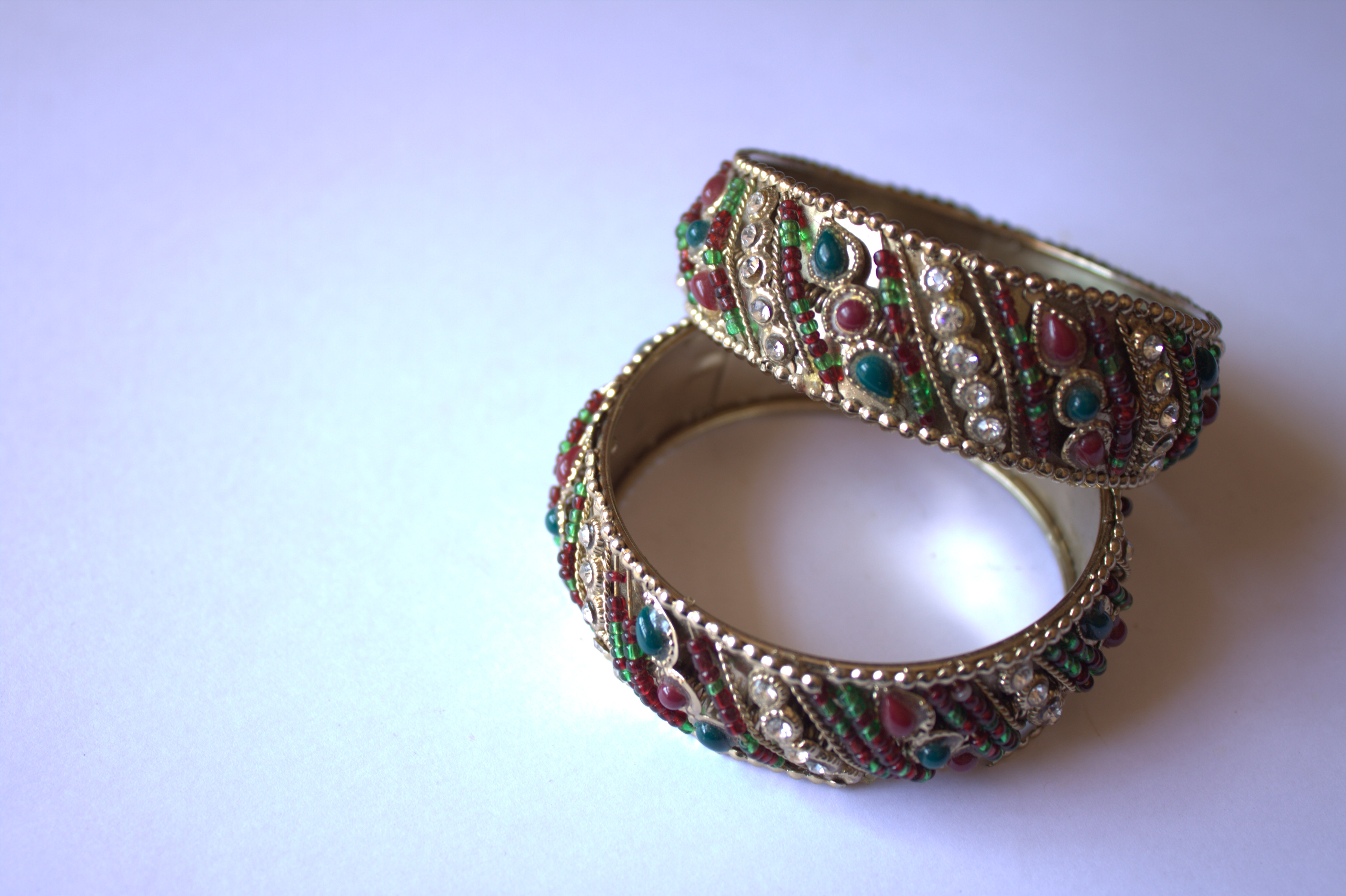 Bangles Indian Jewelry : Public Domain Pictures