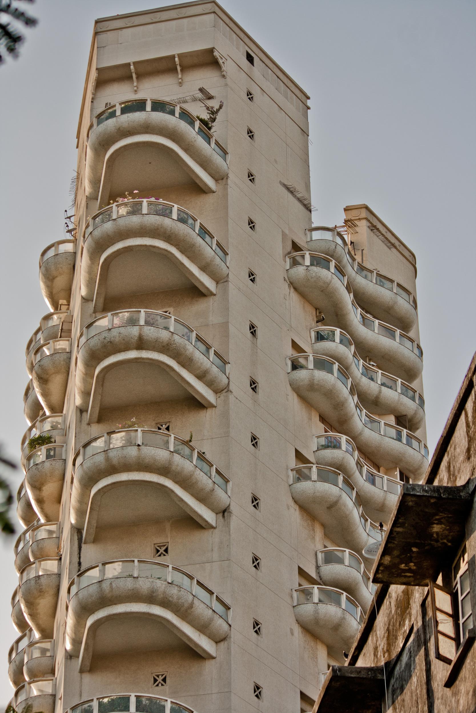Art Deco Building : Public Domain Pictures