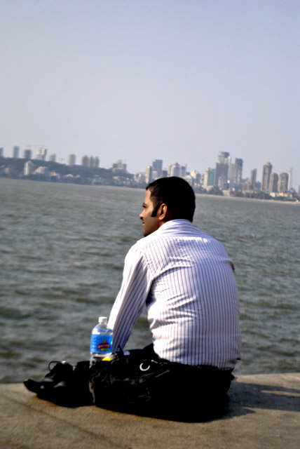 man sitting thinking public domain pictures
