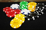 Gambling Chips - Public Domain Pictures
