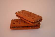 104-chocolate-biscuits - Public Domain Pictures