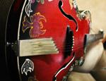 Guitar View - Public Domain Pictures