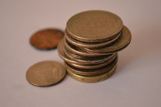 Coin Stack - Public Domain Pictures