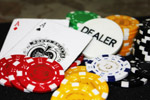 Poker Cards Dealer - Public Domain Pictures