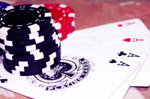 Poker Chips Playing Cards - Public Domain Pictures