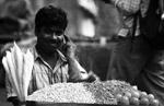 Roadside Vendor India - Public Domain Pictures