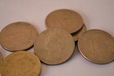 110-coins - Public Domain Pictures