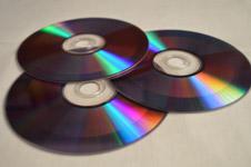 Compact Discs - Public Domain Pictures