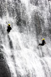 Waterfall Rappelling Adventure - Public Domain Pictures