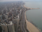 Chicago City View From Top - Public Domain Pictures
