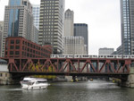 Chicago Lake Street Bridge - Public Domain Pictures