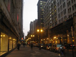 Streets Of Chicago - Public Domain Pictures