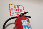 1266-fire-red-colored-cylinder-extinguisher - Public Domain Pictures
