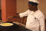 Indian Chef Making Dosa - Public Domain Pictures