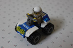 1274-toy-car-police - Public Domain Pictures