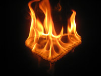 135-heart-on-fire - Public Domain Pictures