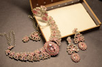 1435-beautiful-jewelry-pink-stones - Public Domain Pictures