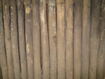 Bamboo Wall Texture - Public Domain Pictures