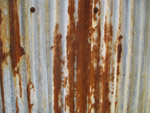 Rust Metal Sheet Texture - Public Domain Pictures