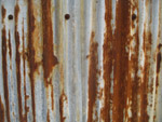 Rusted Metal Sheet - Public Domain Pictures
