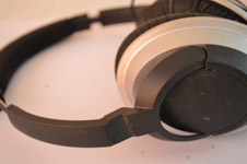 Old Headphones Worn Out - Public Domain Pictures