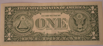One Dollar Back - Public Domain Pictures