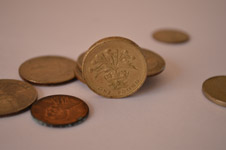 167-one-pound-coin - Public Domain Pictures