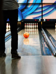 Bowling Alley - Public Domain Pictures