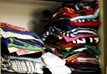 Clothes Stack - Public Domain Pictures
