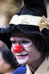 Clown Joker - Public Domain Pictures