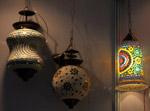 Lanterns Light - Public Domain Pictures