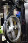 Machine Wheel - Public Domain Pictures