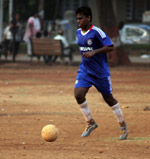 Soccer Action - Public Domain Pictures