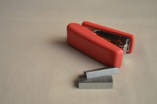 Red Stapler - Public Domain Pictures