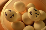 Happy Sad Faces - Public Domain Pictures