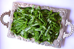 Spinach In A Tray - Public Domain Pictures