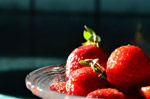 Strawberries - Public Domain Pictures