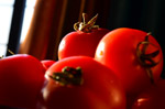 Tomato In Light - Public Domain Pictures