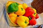 Bell Pepper Veggies - Public Domain Pictures