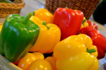 Different Bell Peppers - Public Domain Pictures