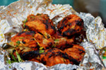 Indian Fast Food Chicken - Public Domain Pictures