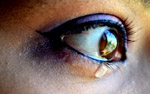 Sadness Tears Crying Eye - Public Domain Pictures