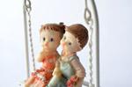 Love Romance Statue Dolls - Public Domain Pictures