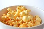 Popcorn Bowl Closeup - Public Domain Pictures