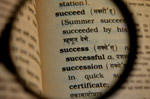 Success Dictionary - Public Domain Pictures